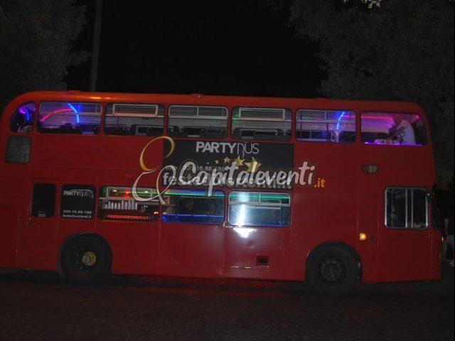 Festa Bus Inglese Roma 8