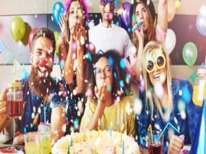 festa di compleanno Roma