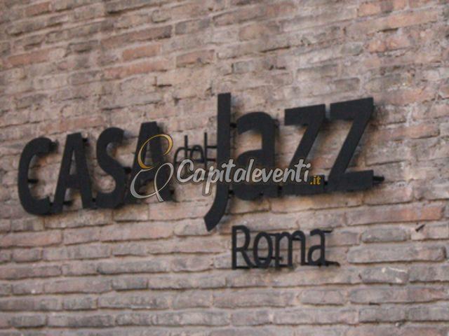 Casa del Jazz Roma 3