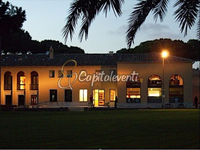 Casa del Jazz Roma 6