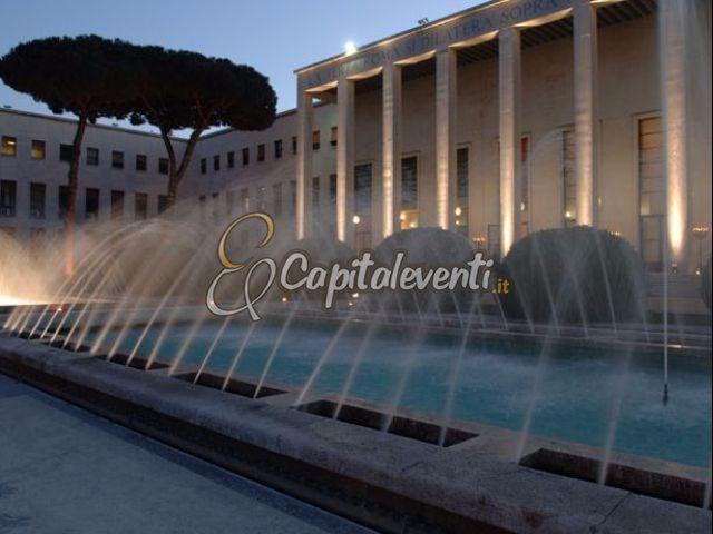 Capodanno Salone delle Fontane Roma 3