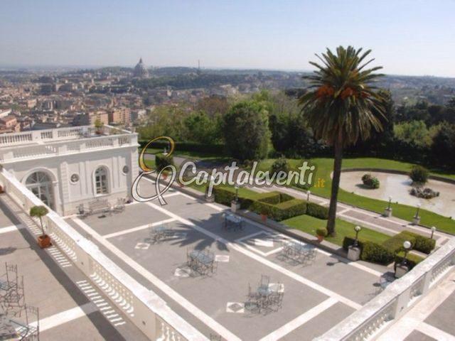 Villa Miani Roma 3