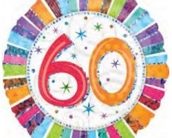 Festa 60 anni Roma