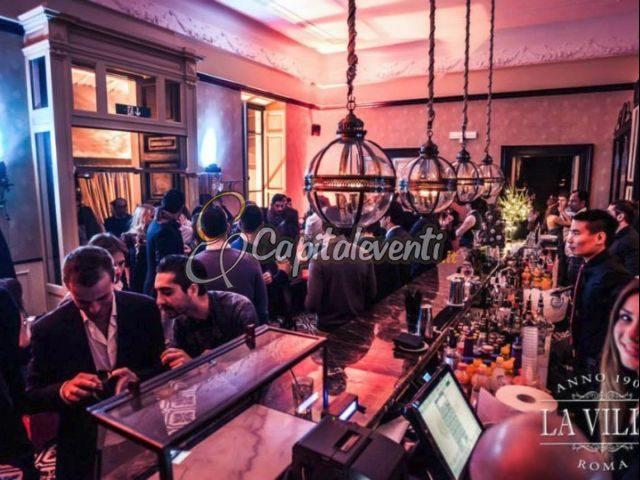 bancone bar la villa roma 6