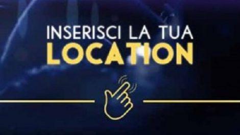 Inserisci location