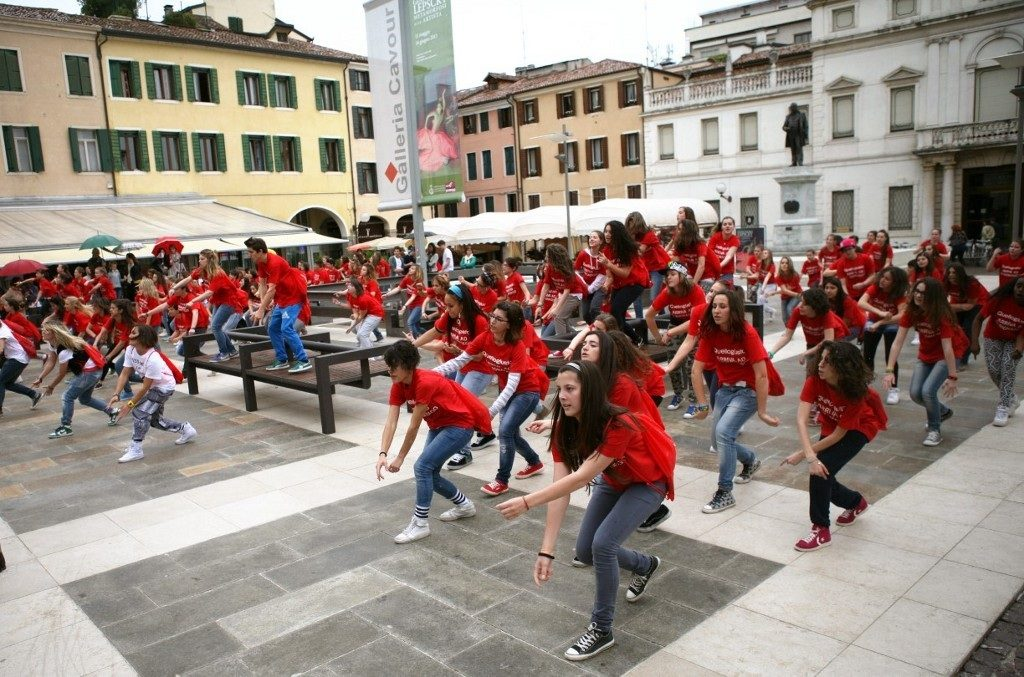 Organizzare un Flash Mob