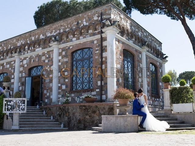 Villa dei Cesari Roma 9